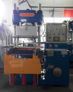 Rubber Press Molding Machine for Silicone Rubber Products (KS250V2) pictures & photos