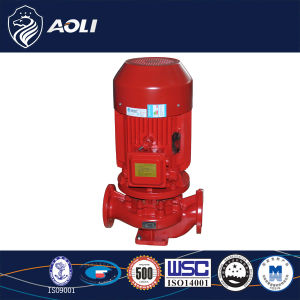 100mm Fire-Fighting Vertical Centrifugal Pump pictures & photos