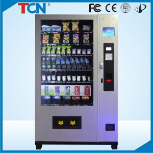 China Most Popular Drink and Snack Vending Machine in ...