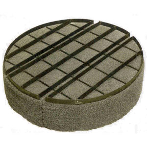Ss304 316 Knitted Wire Mesh Mist Eliminators or Demister pictures & photos