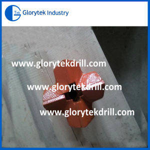 Rock Drilling Bits, Normal Chisel Bits, Cross Bits pictures & photos