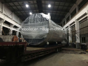 ASME 10 Ton Gas/Oil/Dual Fuel Steam Boiler with European Burner pictures & photos