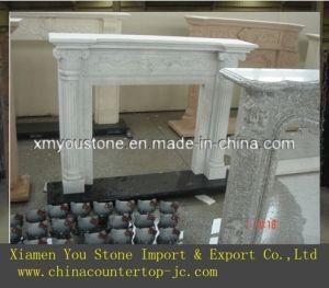 Stone Fireplace (YSF-002)