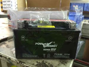 Ytx7a-BS 12V7ah Dry Charged Maintenance Free Motorcycle Battery pictures & photos