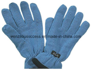 Knitted Gloves Sh12-2g011 pictures & photos