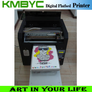 A3 Size Economical 6 Color Fabric Printing Machine pictures & photos