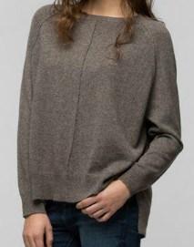 Ladies Cashmere Pullover