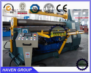Bending Machine / Rolling Machine / hydraulic 3 Roller Machine W11H-12X3000 pictures & photos