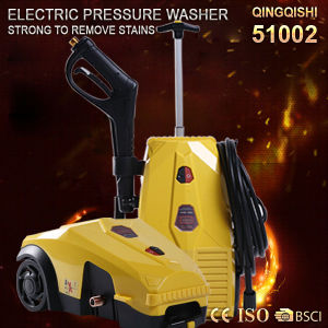 51002c Model Yellow Color High Pressure Water Cleaner