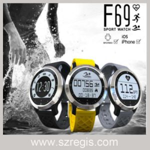 IP68 Waterproof Sport Heart Rate Monitor Bluetooth Smart Wear Watch pictures & photos