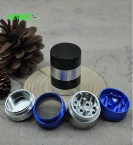 CNC Aluminium Grinder 4 Parts 30mm Grinder Herb for Smoking pictures & photos