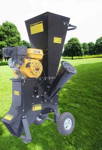 6.5HP Wood Chipper Shredder Gasoline Power pictures & photos