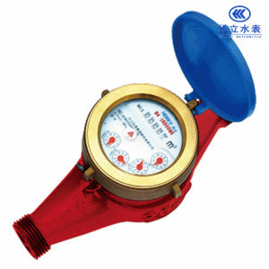 Multi Jet Hot Water Meter (LXSR-15E __LXSR 25E) pictures & photos