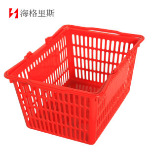 Shopping Plastic Basket pictures & photos