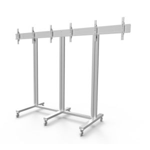 """Video Wall Stand 3 Screens 40-55"""" (1*3) (AW 300) pictures & photos"""