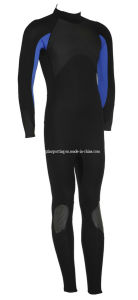 Men′s Neoprene Long Wetsuit /Swimwear/Sports Wear (HXL0011) pictures & photos