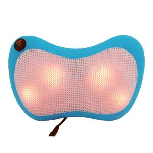 Mini Infrared Heat Shiatsu Car Body Massager pictures & photos