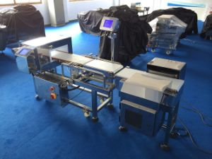 Metal Detection Machine Connecting Check Weigher Machine pictures & photos