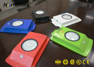 Lithium Iron Phosphate Battery Sunpower Solar Street Light with Motion Sensor pictures & photos