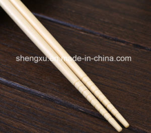 Nice Design Chinese Wood Bamboo 22.5cm Length Chopsticks Sx-Cc015 pictures & photos
