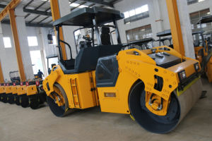 Hydraulic 8 Ton High Quality Road Roller (JM808HA) pictures & photos