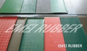 Safety Stable Anti-Slip Rubber Sheet pictures & photos
