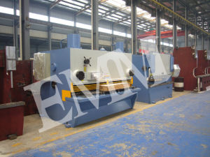 Hydraulic Guillotine Shearing Machine QC11Y-10X7500-E10