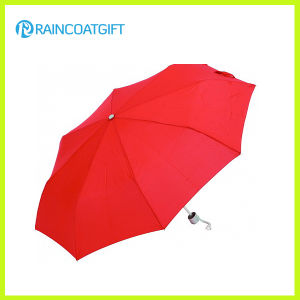 Custom Printing Cheap Folding Umbrella for Promotion pictures & photos