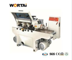 Woodworking Sawing Machine Single Blade Rip Saw for Workshop pictures & photos