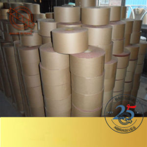 Waterproof Soft Abrasive Cloth Roll pictures & photos