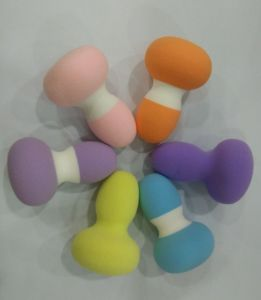 OEM Top Style Makeup Sponge Puff pictures & photos