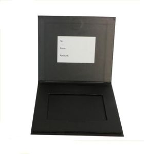 New Design Paper Cardboard Business Card Box for Promotion pictures & photos