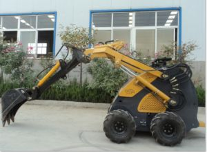 Mini Skid Seer Loader with B&S Engine pictures & photos