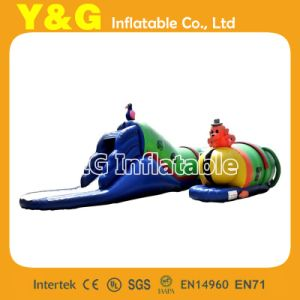 Seven Color Pest Inflatable Tunnels (GU014)