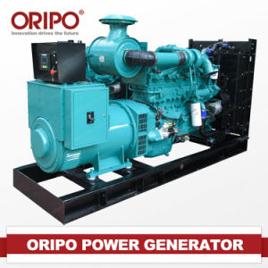 Open Type Diesel Generator Set with ISO9001 pictures & photos