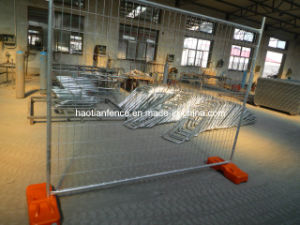 Standard Galvanized Event Temporary Modular Fence Panel for Sale (Australia, New Zealand, Canada) pictures & photos