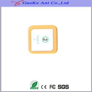 Ceramic Patch Antenna for Navigation (GKZS-GPSJZ025-25X25X4mm) GPS Ceramic Antenna pictures & photos