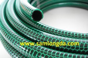PVC Knitted Garden Hose (KH192515) pictures & photos