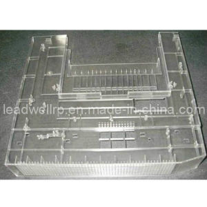 Transparent Plasitc Prototype for Medical Device (LW-02054) pictures & photos