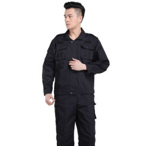 Wholesale 35%Cotton Public Safety Security Guard Uniform Color pictures & photos