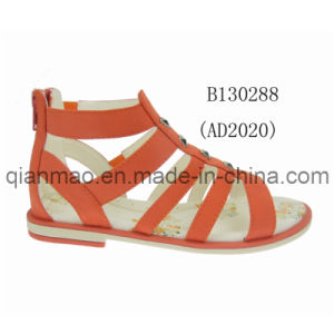 2014 Newest Style Girls Sandals (B130288)