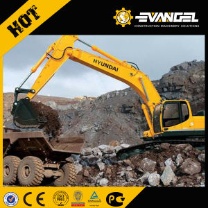 Hyundai 38.5 Tons Large Excavator with 1.9cbm Bucket (R385LVS R385LC-9) pictures & photos