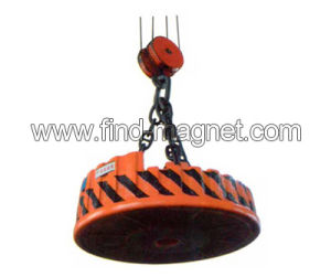 High Quality Electric Lifting Magnet pictures & photos