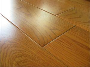 Solid Oak Parquet / Wood Floor / Hardwood Flooring pictures & photos