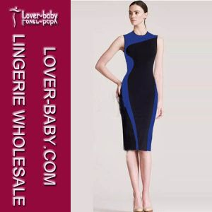 Sleeveless O-Neck Woman Lingerie and Dress (L36036-1) pictures & photos