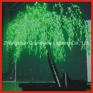 3m Pink LED Willow Tree Lights for Decoration Lights, Christmas Lights, Outdoor Lights. Street Lights pictures & photos