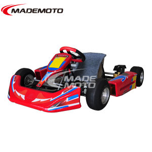 Racing 4 Stroke Go-Kart for Kids with Dry Clutch System pictures & photos