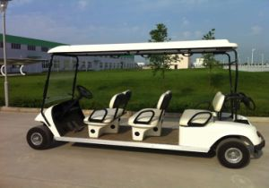 New 6-Seater Golf Buggy with 5kw Motor Very Powerful pictures & photos