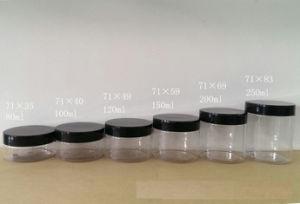 80ml Cosmetic Jars 100ml Cosmetic Jars 120ml Cosmetic Jars 150ml Cosmetic Jars 200ml Cosmetic Jars 250ml Cosmetic Jars pictures & photos