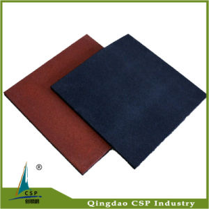 No Smell Colorful High Density Flooring for Gym Use pictures & photos